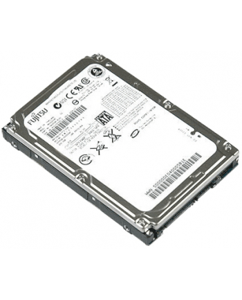 Fujitsu Storage Products HD SAS 12G 600GB 10K 512e HOT PL 2.5' EP