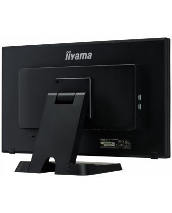 iiyama Monitor Prolite T2336MSC-B2 23'', 5ms, VGA, DVI-D, HDMI, USB, black