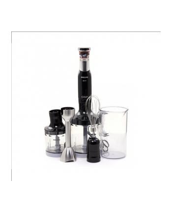Blender ręczny bezprzewodowy Philips HR1673/90 (800W/Czarny)