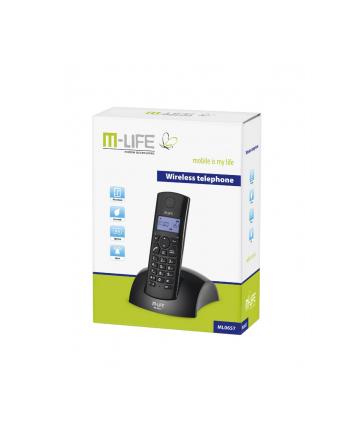 Bezprzewodowy telefon stacjonarny M-Life
