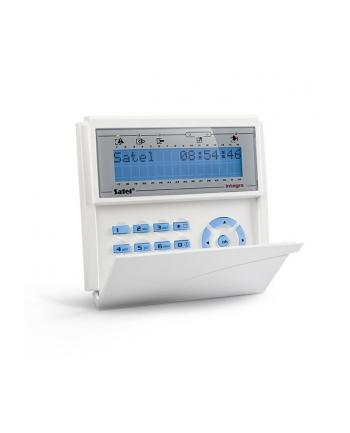 SATEL INT-KLCD-BL - Manipulator LCD(Niebieski)