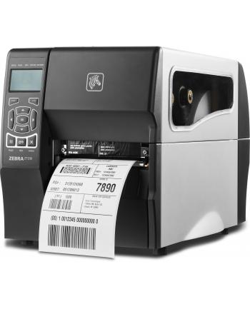 Zebra Drukarka etykiet ZT230/termotransferowa/203dpi/USB/RS232/PrintServer