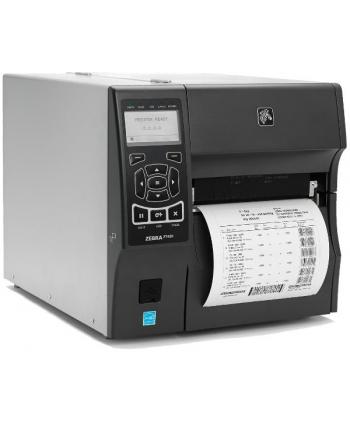 Zebra Drukarka etykiet ZT420/6''/termotransfer/203dpi/USB/RS232/LAN/BT