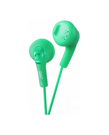 JVC Słuchawki HA-F160 green