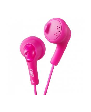 JVC Słuchawki HA-F160 pink
