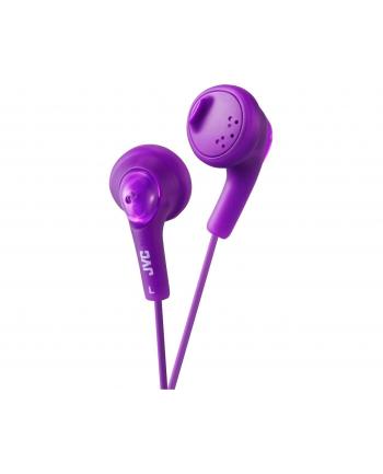 JVC Słuchawki HA-F160 violet