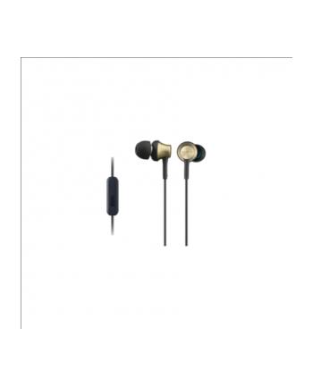 Sony Słuchawki handsfree mikrofon MDR-EX650AP Gold