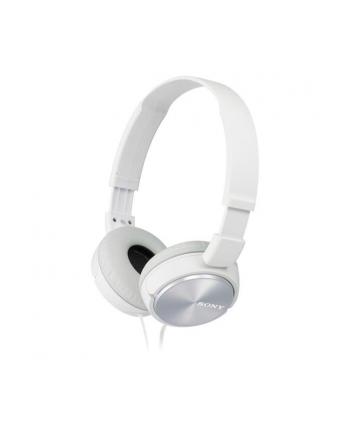 Sony Słuchawki habdsfree, mikrofon MDR-ZX310AP white