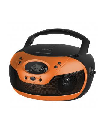 Sencor Przenośne mikroradio z CD  SPT 229OR Radio/CD/MP3/USB
