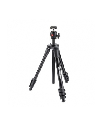 MANFROTTO STATYW COMPACT LIGHT CZARNY