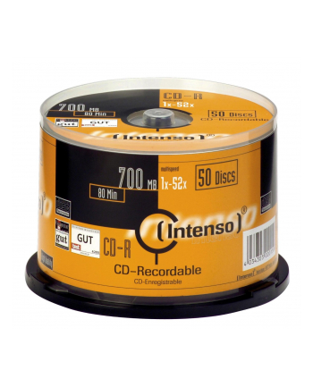 CDR INTENSO 700MB (50 CAKE)