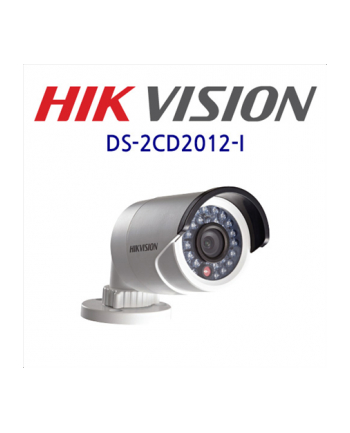 Hikvision DS-2CD2012F-I 4 MM/ IP BULLET camera