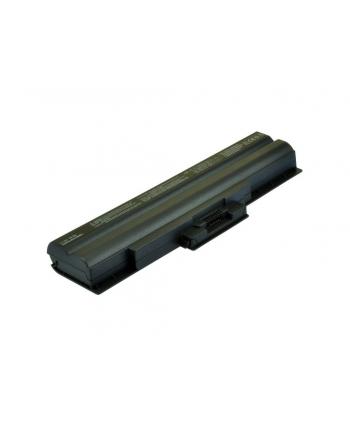 2-Power Bateria do laptopa 10.8v 5200mAh 56Wh Sony Vaio VGP-BPS21A (Black)