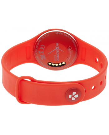 MYKRONOZ SMARTWATCH ZECIRCLE RED