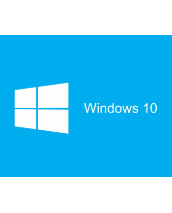 MICROSOFT OEM MS Windows Home 10 OEM 64Bit Polish 1-pack