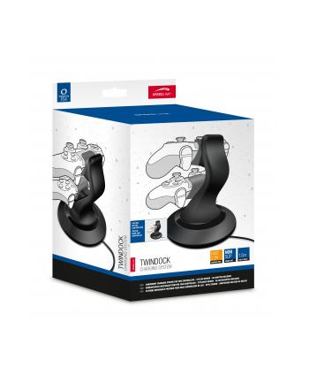 SPEEDLINK TWINDOCK Charging System - for PS4, black