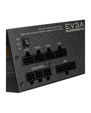 PSU  550W EVGA SuperNOVA  GS, 1x12V, 80+ Gold, KM, Haswellf.