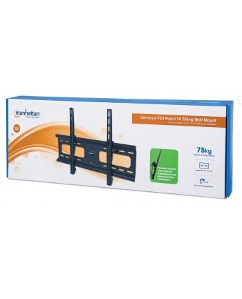 Manhattan Uchwyt naścienny do TV LED/LCD/PLAZMA, 37-70'', 75kg, uchylny, VESA
