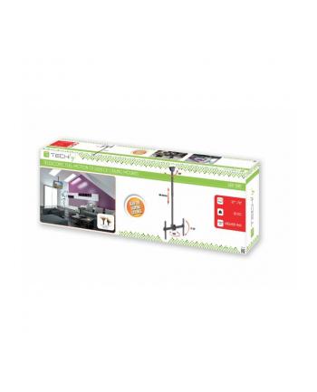 Techly Uchwyt sufitowy do TV LED/LCD/PLAZMA, 37-70'', 50kg, regulowany, VESA