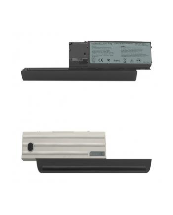 Qoltec Bateria do laptopa Long Life -  Dell Latitude D630 | 6600mAh | 11.1V