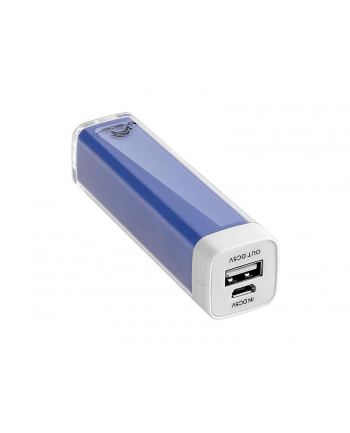 Power Bank Tracer 2600 mAh Niebieski Li-Ion