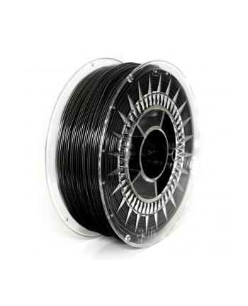 Filament DEVIL DESIGN / ABS / Czarny / 3 mm / 1 kg.