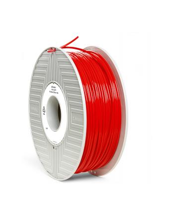 Filament VERBATIM / PLA / Czerwony / 2,85 mm / 1 kg
