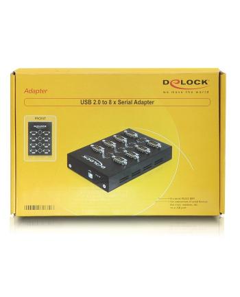 Delock Adapter USB 2.0 > 8 x COM port