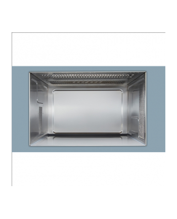 Kuchenka mikrofalowa Siemens BE634RGS1 (900W/Stalowo-Czarny)