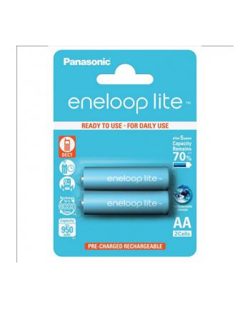 Panasonic Eneloop Lite R6/AA 950mAh, 2 Szt., Blister