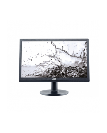 AOC Monitor LED M2060SWDA2, 19.5'' FHD, 5ms, D-Sub, DVI
