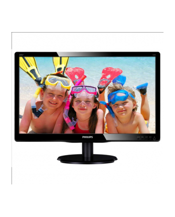 Monitor Philips LED 19,5'' 200V4QSBR/00