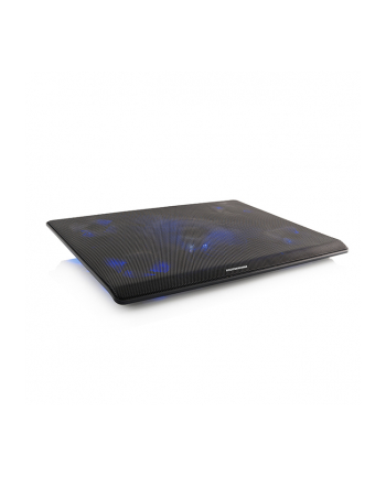 MODECOM Podkładka chłodząca pod laptopa SILENT FAN CF15