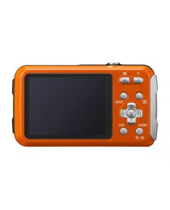 Aparat Panasonic Lumix DMC-FT30 Pomarańczowy