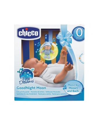 CHICCO Muzyczny księżyc niebieski