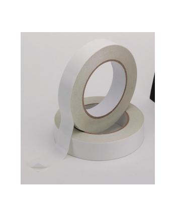 Taśma dwustronna montażowa Q-CONNECT, 12mm, 3m, biała