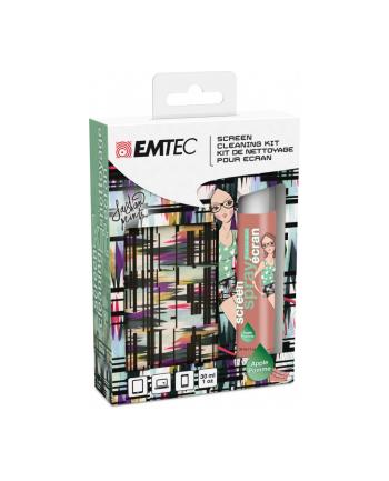 Emtec spray do LCD/TFT 30ml +chusteczka microfibra