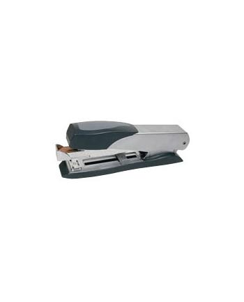 Zszywacz SAX150, zszywa do 45 kartek, front loader, regulowana głębokość, srebrn