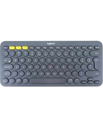 Logitech Multi-Device Bluetooth® Keyboard K380 - ciemnoszara - Dutch