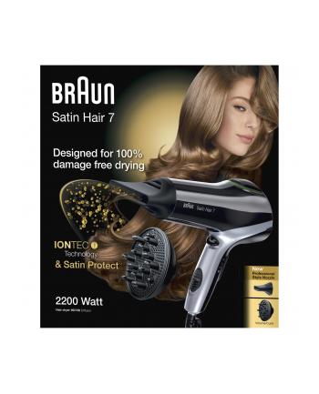 Suszarka Braun HD 730 DF5 (2200W/Czarny)
