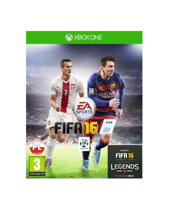 Electronic Arts Gra FIFA 2016 (XBOX One)