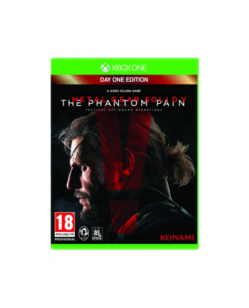 CD PROJEKT Gra Metal Gear Solid V: The Phantom Pain ( (XBOX One)
