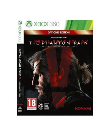 CD PROJEKT Gra Metal Gear Solid V: The Phantom Pain (XBOX 360)