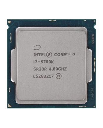 Intel Core i7-6700K, Quad Core, 4.00GHz, 8MB, LGA1151, 14nm, 65W, VGA, TRAY/OEM