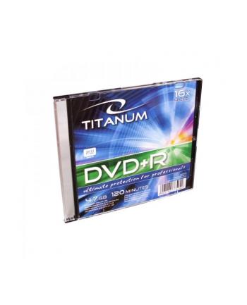 DVD+R TITANUM SLIM 1 16X