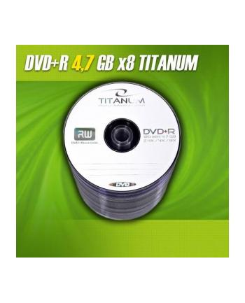 DVD+R TITANUM 8x 4,7GB (Spindle 100)