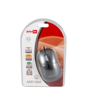 ActiveJet Mysz optyczna AMY-004 PS/2