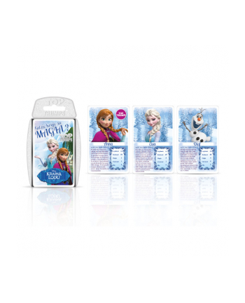 TOP TRUMPS Gra karciana Frozen