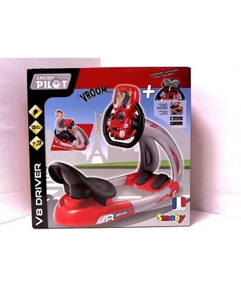 SMOBY V8 Symulator jazdy 370206 ( w magazynie, natychmiastowa wysylka !)