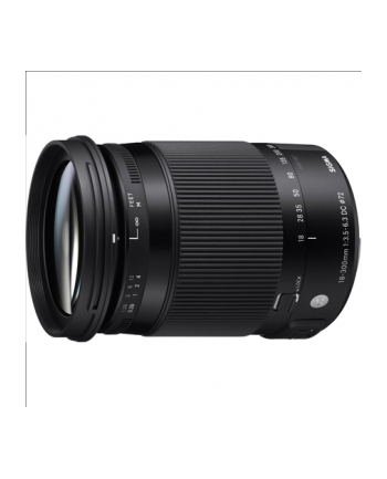 Sigma 18-300mm F3.5-6.3 DC Macro OS HSM for Nikon [Contemporary]
